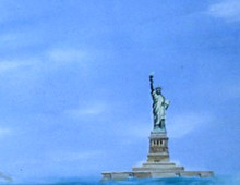 The Statue of Liberty[:]